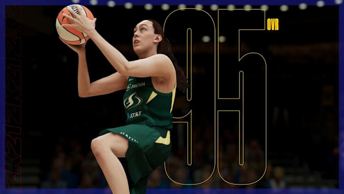 Breonna Stewart - NBA 2K21
