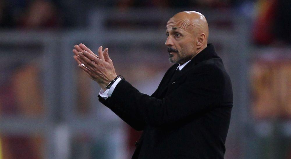 """Tempo di derby a Roma, Spalletti cerca punti: """"Secondo posto per il paradiso"""""""