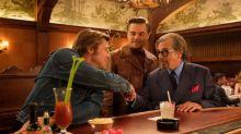 DiCaprio, Pitt, Al Pacino y Margot Robbie calientan motores con las primeras imágenes de lo nuevo de Tarantino