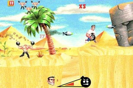 Serious Sam Kamikaze Attack hurls a new trailer our way
