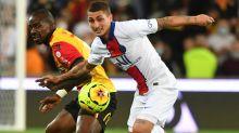 Start of season 'very difficult' for PSG, admits Verratti