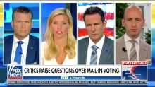 Stephen Miller Spreads Blatant Lies About Mail-In Voting on 'Fox & Friends'