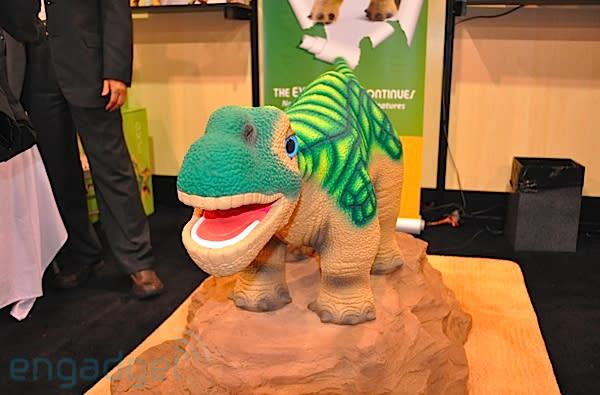 Pleo returns to CES with big promises, bigger Pleo