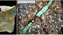 Max Resource Reports Petrographic Study of Stratabound Copper-Silver Mineralization at Cesar