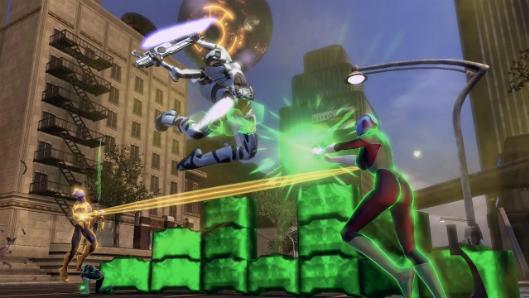 DC Universe Online's War of the Light DLC and Armories