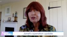 Janet Street-Porter shares skin cancer diagnosis as she prepares for surgery