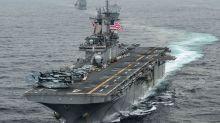 Tensions maritimes : les Etats-Unis annoncent avoir abattu un drone iranien