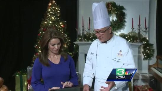 Learn to make some holiday desserts