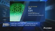 SK Hynix and Samsung Electronics are 'very undervalued': ...