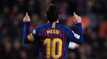 Por que Lionel Messi veste a camisa 10 do Barcelona?