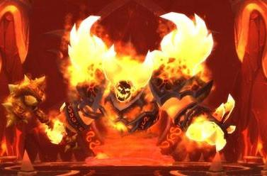 The beauty of classic WoW's Molten Core