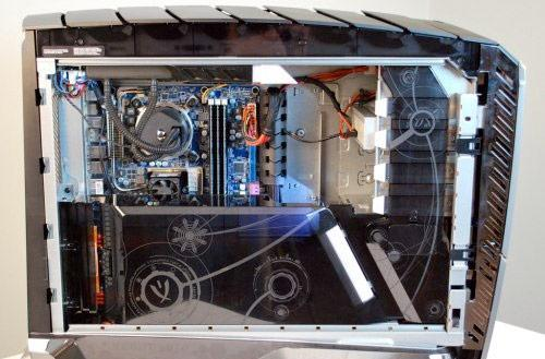 Alienware's Core i7-980X-infused Area-51 desktop gets reviewed, puts other rigs to shame