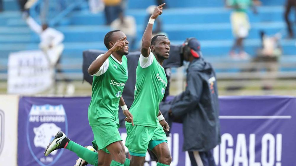 Kagere starts for Gor Mahia against Sony Sugar
