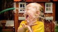 O perigo dos banhos de mangueira durante o verão