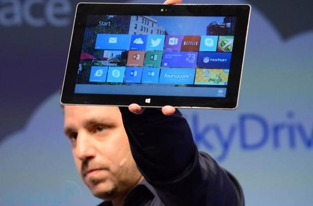 Microsoft's Panos Panay says Surfaces with 'multiple aspect ratios and sizes,' LTE are on the way