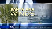 Extra firefighters on high alert for Thursday night's winds