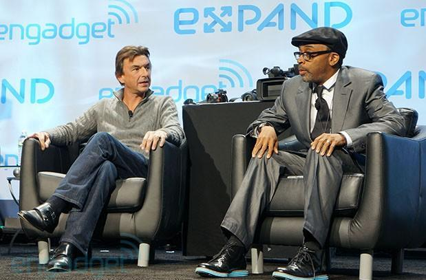 Sony's Phil Molyneux talks 4K strategy, with Spike Lee as exhibit 'A'
