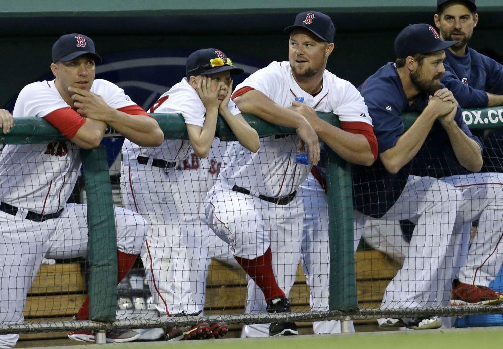 Jon Lester to start Red Sox opener at Baltimore