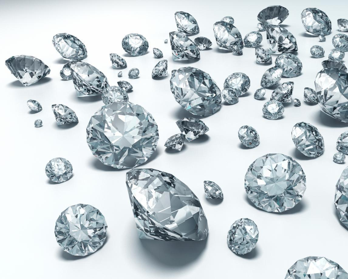 how to turn diamond dust into diamonds