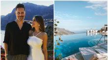 Así es el lujoso hotel italiano en el que Sofía Vergara y Joe Manganiello han celebrado su aniversario