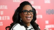 Oprah Dismissed Presidential Talk in Pre-Globes Interview: 'I Don't Have the DNA for It'