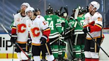 Did the Flames miss their opportunity against the Stars?