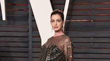Anne Hathaway Got Body-Shamed In The Gym, Just Weeks After Giving Birth