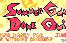 Summer Games Done Quick charity speedrun marathon kicks off Sunday