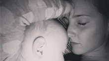 Blogger is shamed by another mum for breastfeeding her baby in a shopping centre