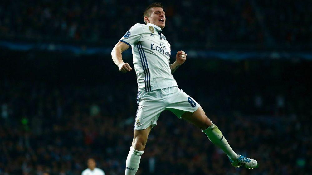 Qui est le joueur de la saison du Real Madrid ?