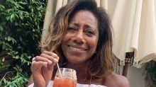 """Gloria Maria brinca sobre sua idade: """"Se for 70, manda a Nasa me estudar"""""""