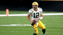 Packers ride big arm of Aaron Rodgers past dink-and-dunk Saints