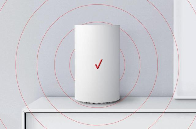 Verizon will launch home 5G everywhere its mobile service is available
