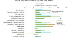 Which Sector Posted the Most Job Gains in May?