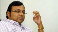 Karti Chidambaram appears before ED in connection with INX Media money laundering probe case