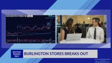 BURL Stores Breaks Out