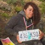 A woman survives a crash off a cliff