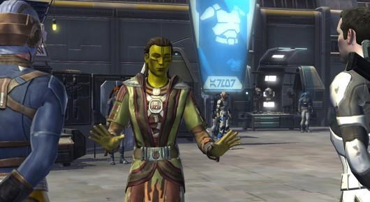 Star Wars: The Old Republic opens up pre-loading for early players [Updated]