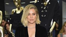 Khloe Kardashian gets real about pregnant exercise