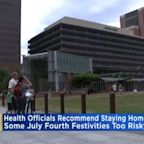 Philadelphia Health Officials Recommend Staying Home This July 4th Weekend