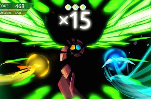 Entwined Challenge adds unlockables, new scoring system