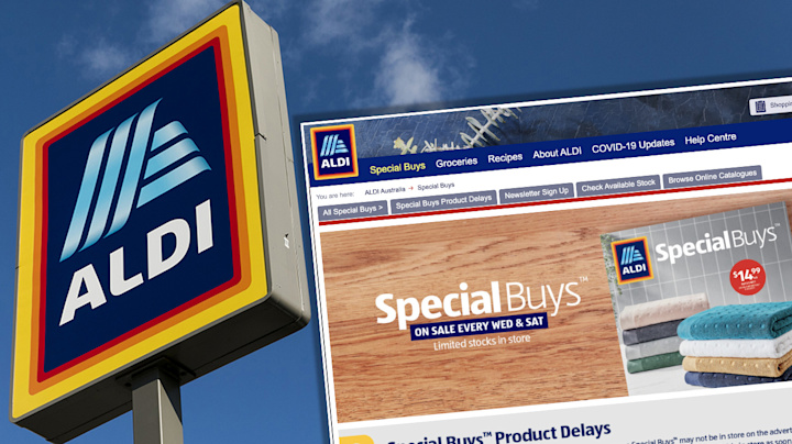 Aldi customers confused over Special Buys rule