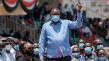 Kenya: le président Uhuru Kenyatta demande un plan anti-dopage