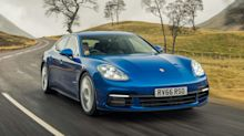 Porsche Panamera review – a fast way for four to tour