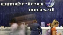 Shares in Slim's America Movil shrug off Colombian order to pay $1 billion