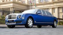 5 unused, unregistered Bentley Mulsanne Grand Limousines for sale