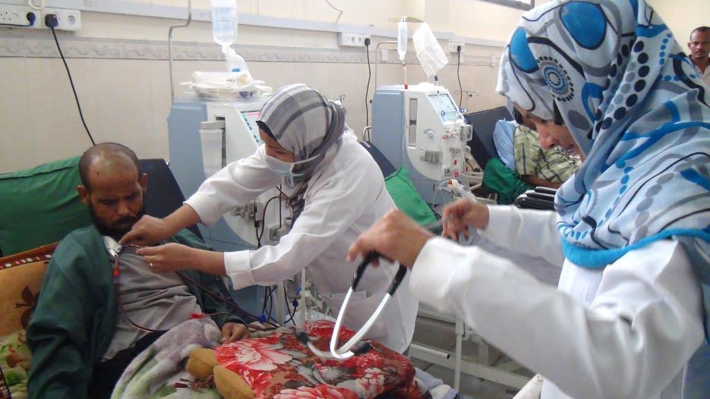 The United Nations has declared its highest level of humanitarian emergency in Yemen (AFP Photo/Saleh al-Obeidi)