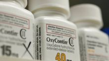 New York sues OxyContin maker Purdue Pharma over opioids