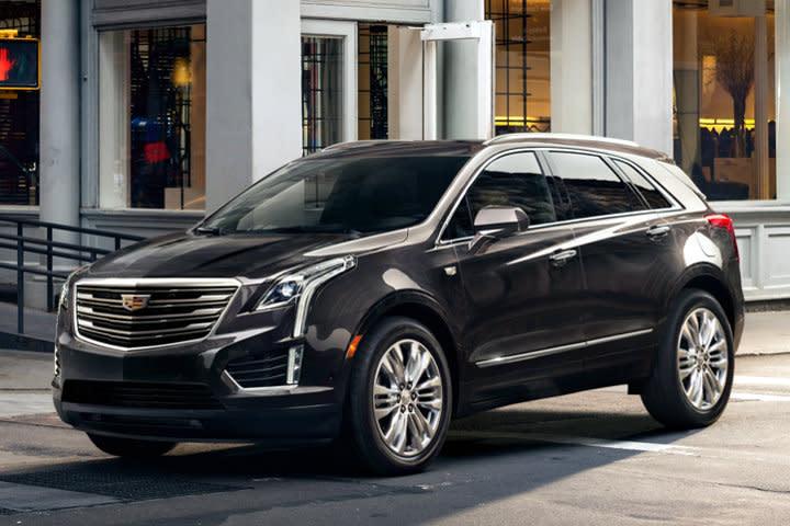 00 2017 Cadillac Xt5