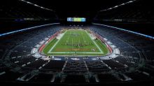 Empty seats make for some strange sights, sounds in NFL